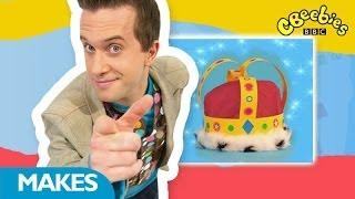 getlinkyoutube.com-CBeebies: Mister Maker - Crown