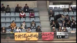 getlinkyoutube.com-都道府県対抗ジュニアバスケットボール大会 山形-島根4Q
