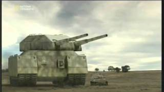 "getlinkyoutube.com-Landkreuzer P. 1000 ""Ratte"" Tank"