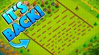 getlinkyoutube.com-THE MAZE BASE IS BACK! - Clash of Clans - MAZE TROLL BASE ATTACKS!