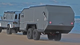 getlinkyoutube.com-EXP-6 OFF-ROAD CAMPER Bruder Expedition