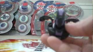 getlinkyoutube.com-Bakugan Unboxing Part 1: New Special Attacks