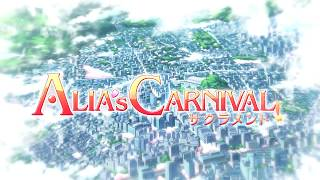 getlinkyoutube.com-PS Vita『ALIA's CARNIVAL! サクラメント』オープニング映像