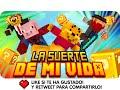 LA SUERTE DE MI VIDA! | Minecraft Lucky Blocks Hunger Games - Macundra, Exo, Sarinha y Luh