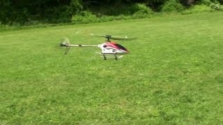 getlinkyoutube.com-Double Horse 9104 in Flight,and battery upgrade.(3D Available)
