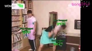 Infinite Sesame Player - Best of Sungjong [eng sub]