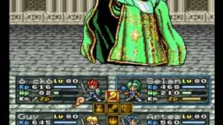 getlinkyoutube.com-Super / Ultra Lufia XxX - Battle against Arek