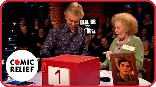 getlinkyoutube.com-Nan Taylor on 'Deal or No Deal' | Comic Relief