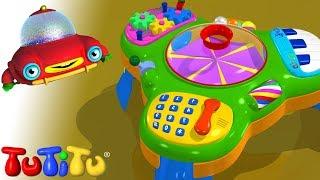 getlinkyoutube.com-TuTiTu Toys | Activity Table