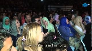 getlinkyoutube.com-جعفور شو يمتع الجماهير في سهرة الضحك في مهرجان بنزرت 2015