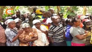 Mamake mhubiri Pius Muiru auwawa