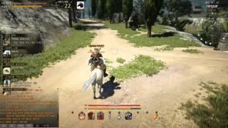 getlinkyoutube.com-Black Desert Horse