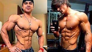 getlinkyoutube.com-Jeff Seid vs Ismael Martinez - Aesthetics Motivation