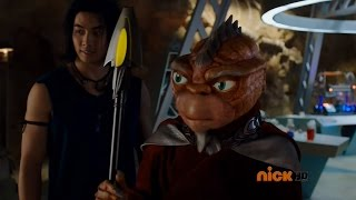Power Rangers Dino Charge - Past, Present, and Fusion - Keeper & The Chosen Power Rangers