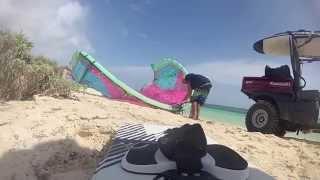 BVI Kite-boarding