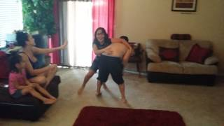 getlinkyoutube.com-Cousin Wrestling WWE style A Deadly Match to fight for top spot