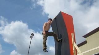 getlinkyoutube.com-American Ninja Warrior 2012 Training With Drew Drechsel