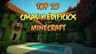 getlinkyoutube.com-TOP 7 CASAS Y EDIFICIOS MINECRAFT - TOP 10 MINECRAFT