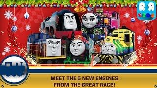 getlinkyoutube.com-Thomas & Friends: Race On! - Big Update: New 5 Engine