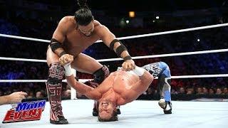 getlinkyoutube.com-Tyson Kidd vs. Justin Gabriel: WWE Main Event, Nov. 13, 2013