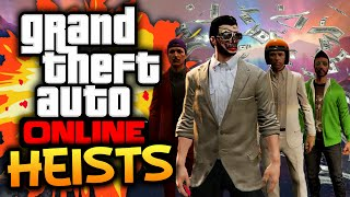 getlinkyoutube.com-GTA 5: Online - Heists Funtage! - (GTA 5 Funny Moments w/ Robust)