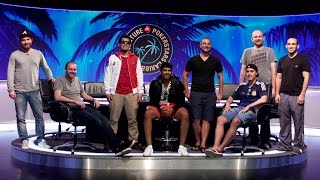 PCA 2015 - Poker Event - Main Event - Final Table