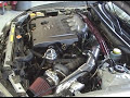 SFR Nissan Maxima turbo system