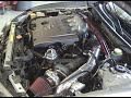 SFR Nissan Maxima turbo system