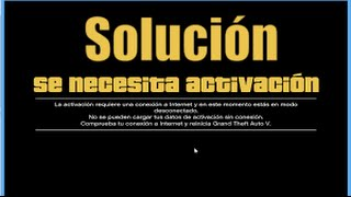 getlinkyoutube.com-Como solucionar el error de activacion de GTA V PC | GodtzillaGamer :D