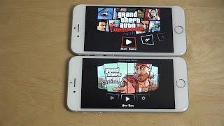 getlinkyoutube.com-GTA Liberty City Stories iPhone 6S vs. GTA San Andreas iPhone 6 Graphics Comparison!