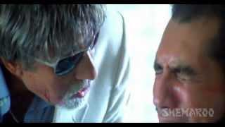 Ek Ajnabee - Amitabh Bachchan - Colonel's Bloody Interrogation Technique - Best Hindi Action
