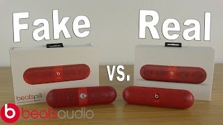 getlinkyoutube.com-REAL Beats Pill 2.0 vs FAKE Beats Pill 2.0 | How To Tell the Difference | Should You Buy The Fakes?