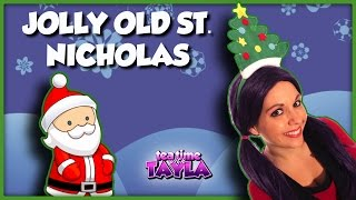 Jolly Old Saint Nicholas - Christmas Song