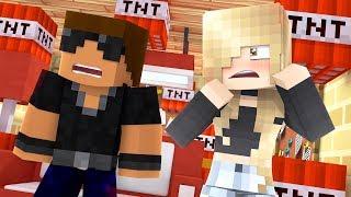 PROPER DUMMIES BLOW UP | Minecraft TNT SKYWARS