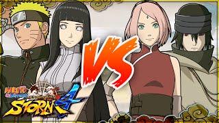 "getlinkyoutube.com-[PC] NARUTO SHIPPUDEN: Ultimate Ninja STORM 4 | ""The Last"" Hinata & Naruto VS Sakura & Sasuke"