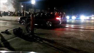 "getlinkyoutube.com-2017 B9 Audi A4 ""Stock"" VS 2013 B8.5 Audi A4 ""APR Stage 1"" 😁"