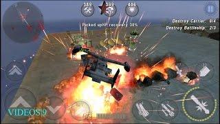 getlinkyoutube.com-GUNSHIP BATTLE : Operation Atlantis - Night Osprey