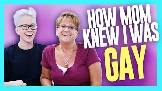 getlinkyoutube.com-HOW MOM KNEW I WAS GAY (ft. Queen Jackie) | Tyler Oakley