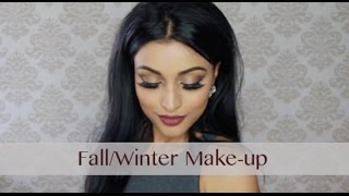 getlinkyoutube.com-Fall/Winter Makeup Tutorial | LABEAUTYWORLD