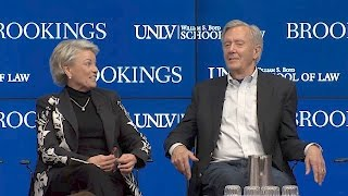 Tackling the 'Water Problem':  A conversation with Bruce Babbitt