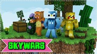 getlinkyoutube.com-Minecraft: MELHOR TIME POKÉMON DO MUNDO! - MEGA SKYWARS