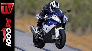 getlinkyoutube.com-2015 | BMW S 1000 RR Test | Action-Fazit