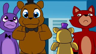 getlinkyoutube.com-[Comic Animation] Cute Nights at Freddy's
