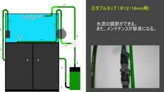 getlinkyoutube.com-[HD] 水槽の中に湧水を作る! 作り方の紹介