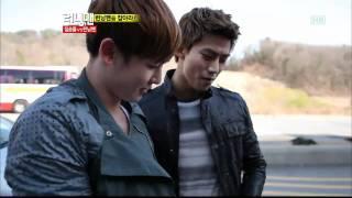 getlinkyoutube.com-[SBS] 런닝맨 (2PM-닉쿤&택연) 110424