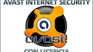 getlinkyoutube.com-Avast Internet Security 2015 FULL HASTA 2017 / WINDOWS 10