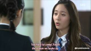 getlinkyoutube.com-ENG SUB Heirs Episode 14 - Krystal Cuts