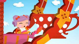getlinkyoutube.com-Adventures In Lalaloopsy Land: The Search for Pillow - Trailer