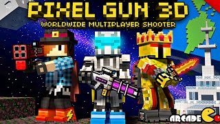 getlinkyoutube.com-Pixel Gun 3D Multiplayer Shooter - Team Fight Nuclear City