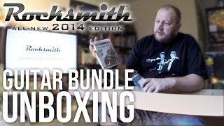 getlinkyoutube.com-Rocksmith 2014 Guitar Bundle Unboxing + Review
